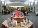 Banned Book Week Display 2011
